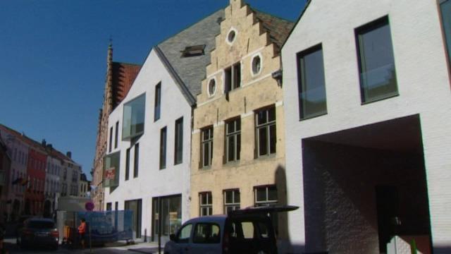 Woonproject Guldenboom in hartje binnenstad gaat feestelijk open