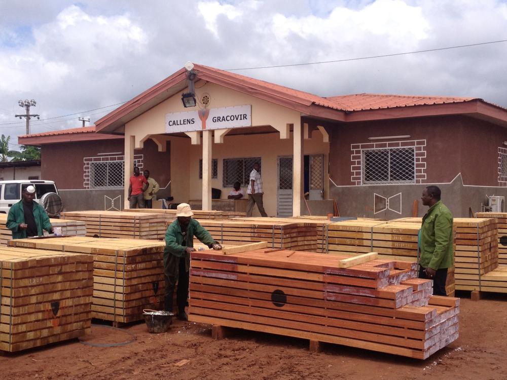 Filip J. werkte in het hoofdbureau van het bedrijf in hoofdstad Yaoundé.