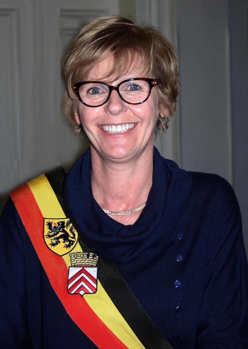 Martine Fournier.
