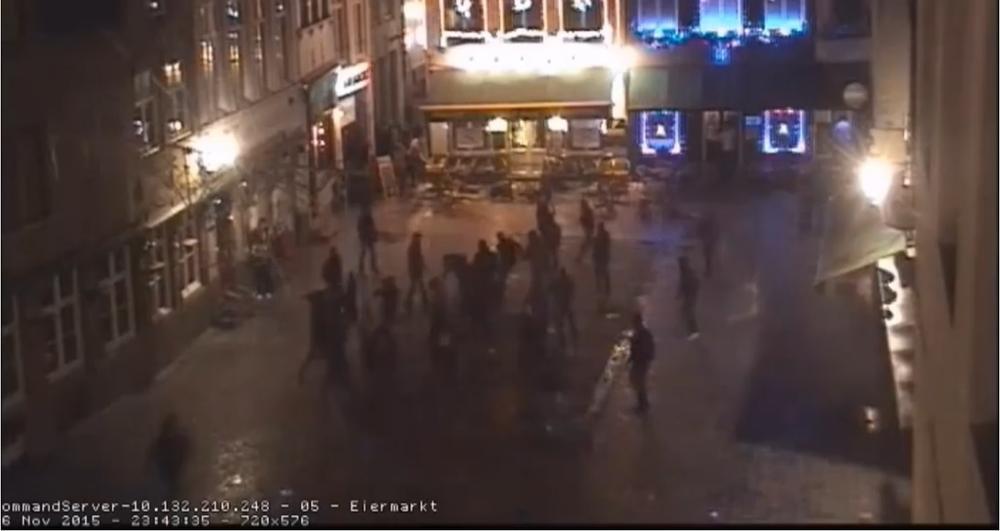 Reconstructie van brutale aanval door Club-hooligans: