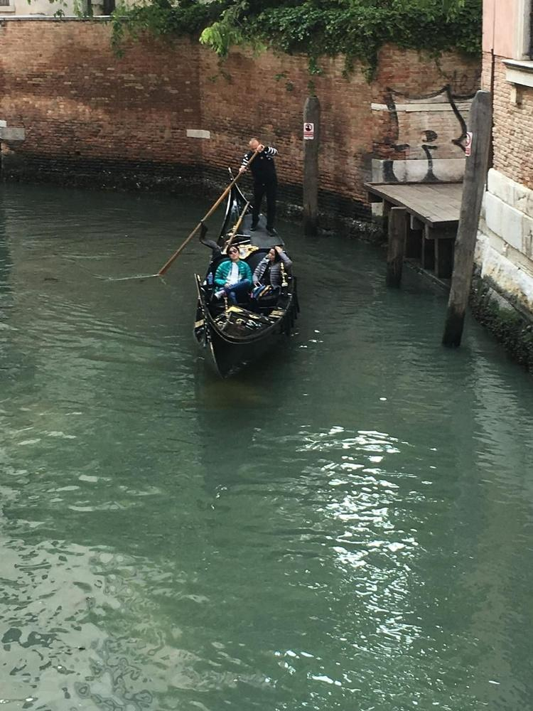 IN BEELD - Met KW in Venetië: een mooie vierdaagse