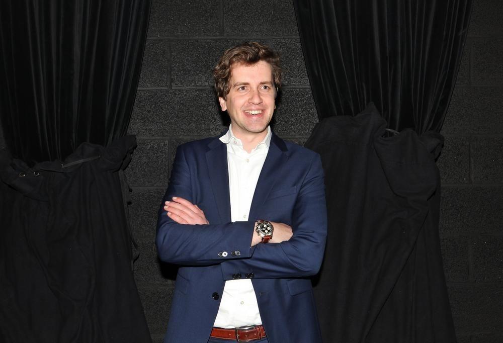 Matthieu Pacco van ION.