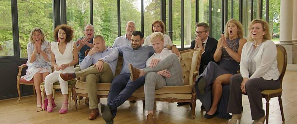 Molwatcher Marc Denys in gesprek met Pieter, de Mol 2018