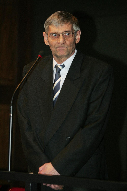 Gerechtspsychiater Hans Hellebuyck: