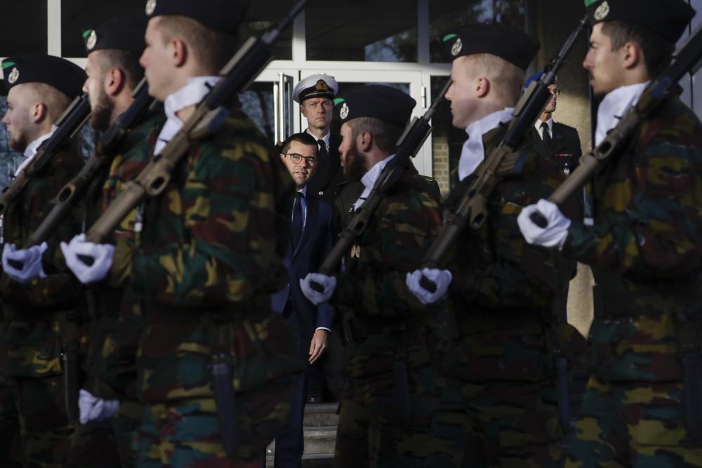Sander Loones 27 dagen minister, nu werkloos