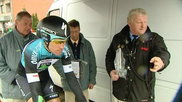 Matthias Legley wint PK tijdrijden