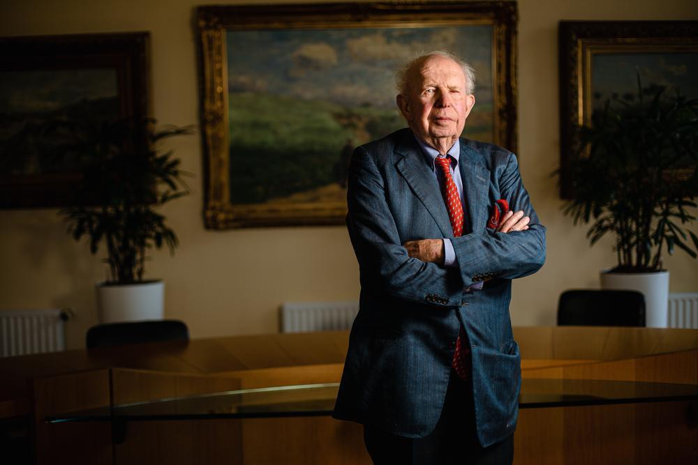 40 jaar burgemeester Leopold Lippens: zijn 40 strafste uitspraken