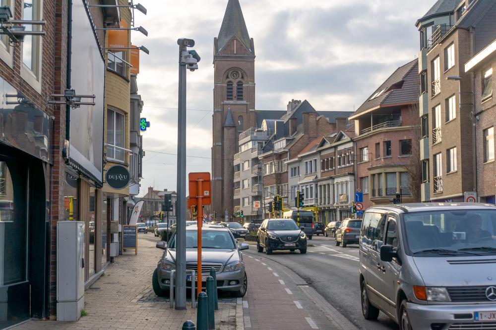 Plannen voor camera's tegen zwaar verkeer