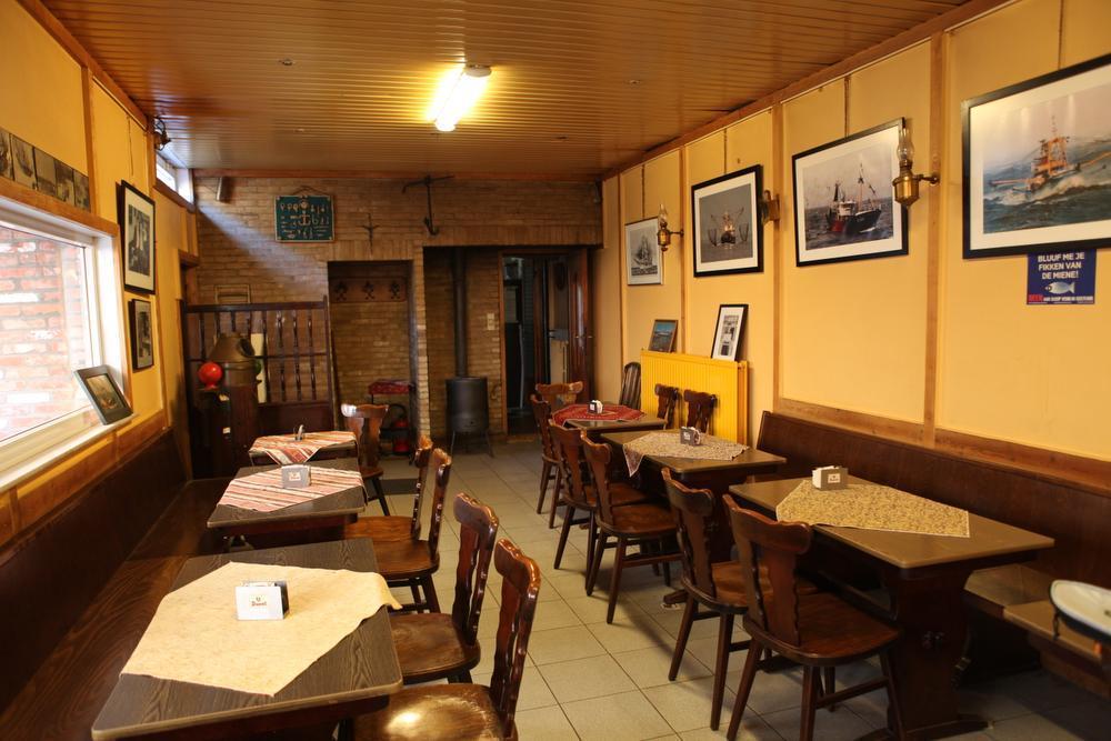 Caféklap in de Végé: