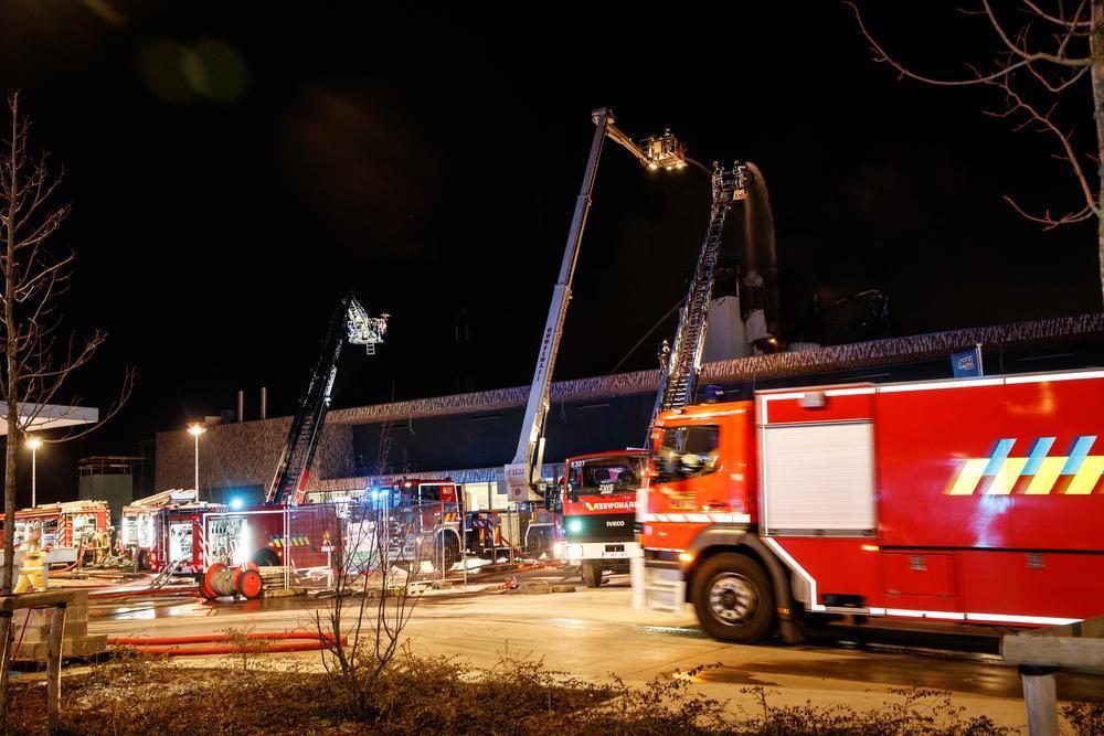 Door de snelle melding en het cameranetwerk van de politiezone Vlas waren de hulpdiensten meteen ter plaatse. (foto Belga)