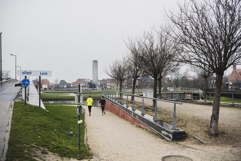 De toekomst van kanaal Bossuit-Kortrijk: oude sluis mag niet verdwijnen, huizen en bedrijven wel