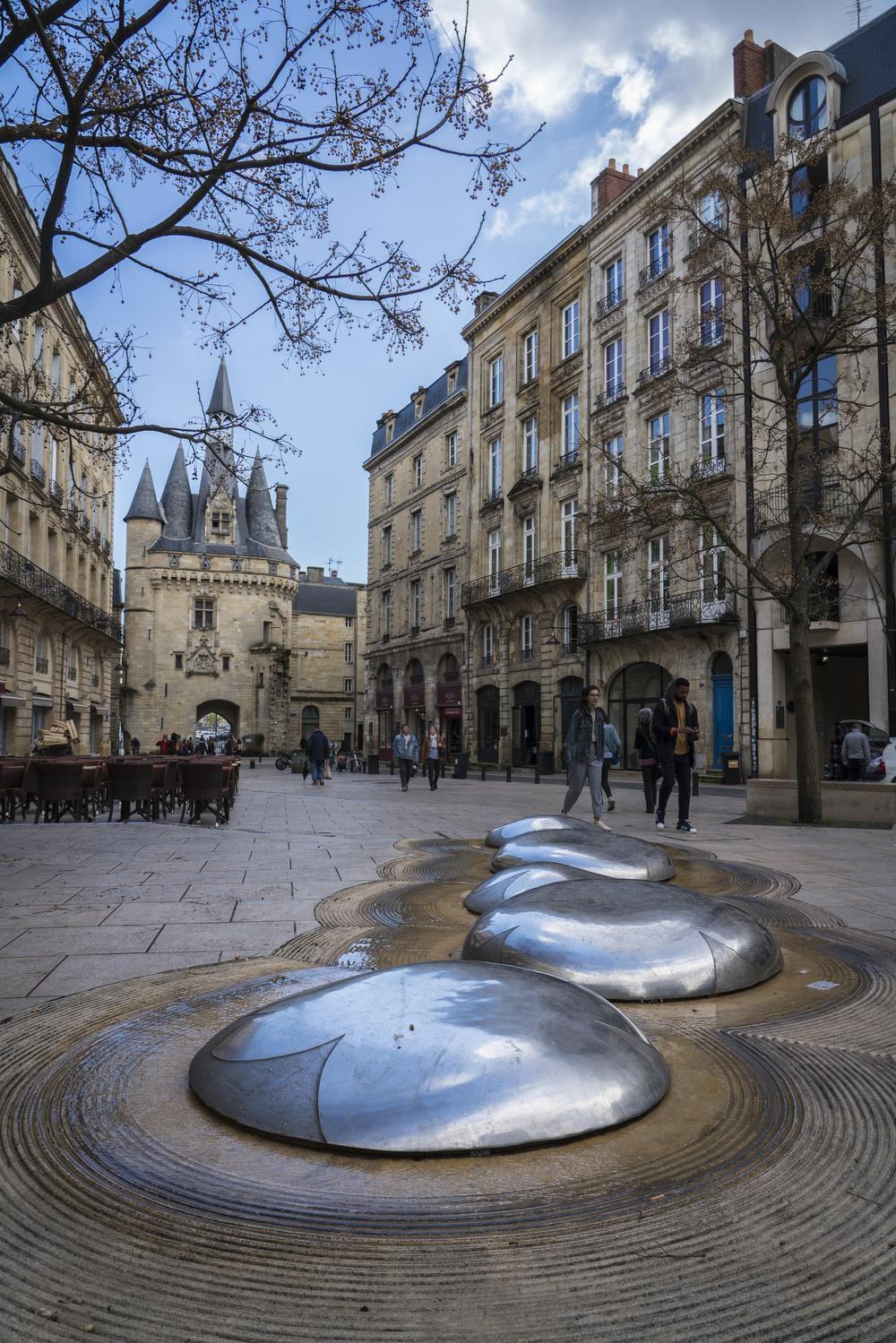 Warme ontvangst in Bordeaux