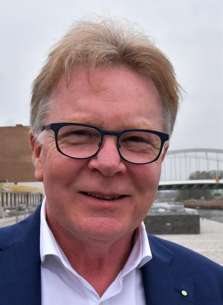 Koersdirecteur Philippe Vermeeren: