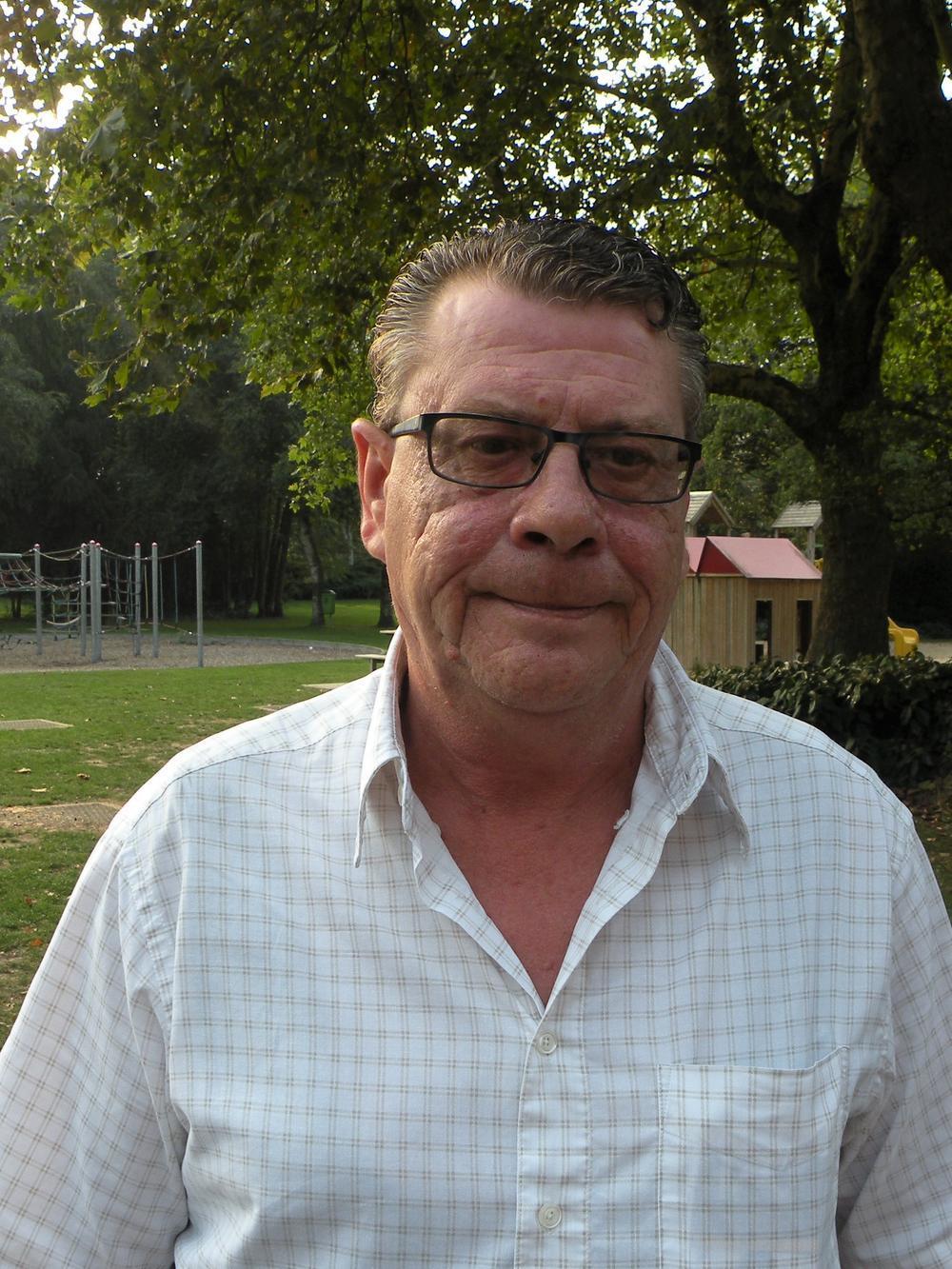Jean-Marie was de voorlaatste wijkburgemeester van Soetens Molen.