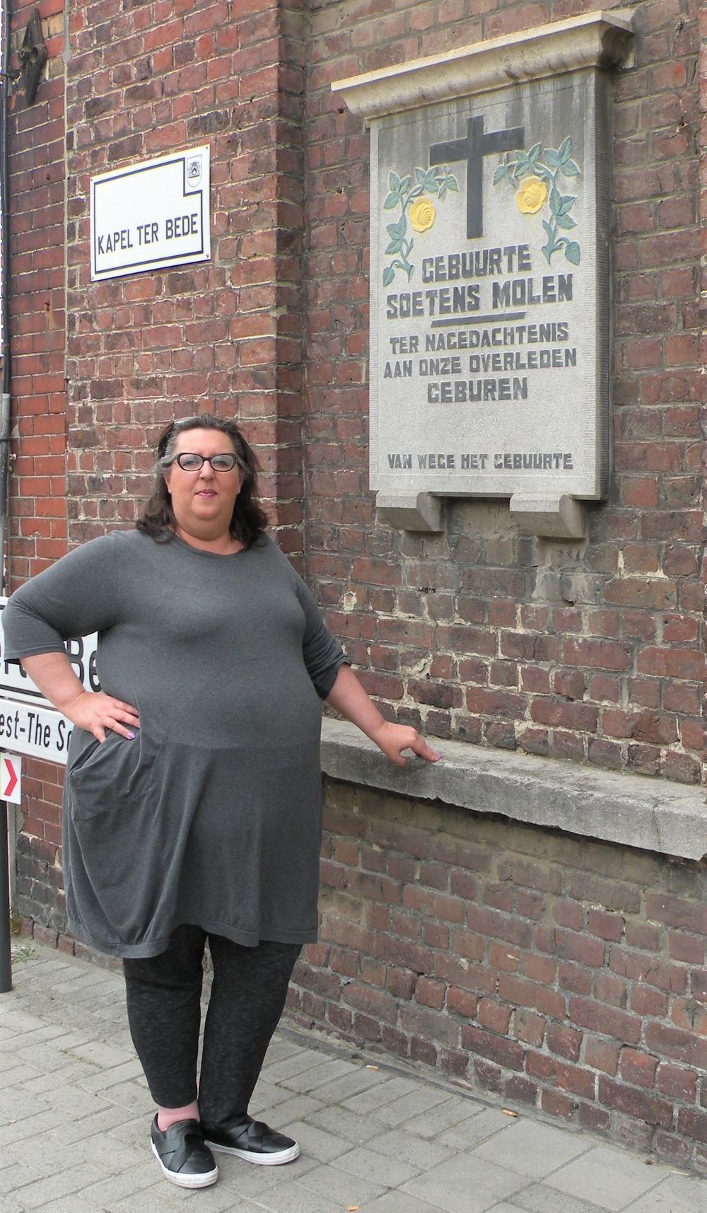 Je kan Isabelle uit Soetens Molen halen, maar Soetens Molen haal je nooit uit Isabelle. (Foto ANK)