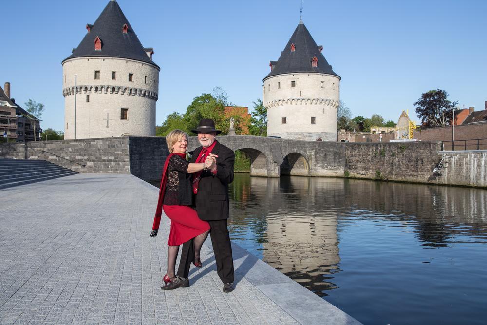 Vier dagen lang, Sinksen aan de Leie: 'Kortrijk Verleidt!' de hele stad