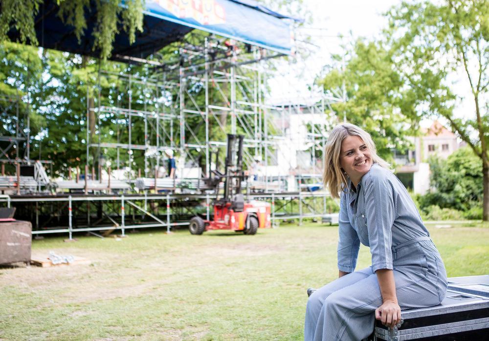 StuBru-stem Kirsten Lemaire neemt de plaats in van Chris Dusauchoit.