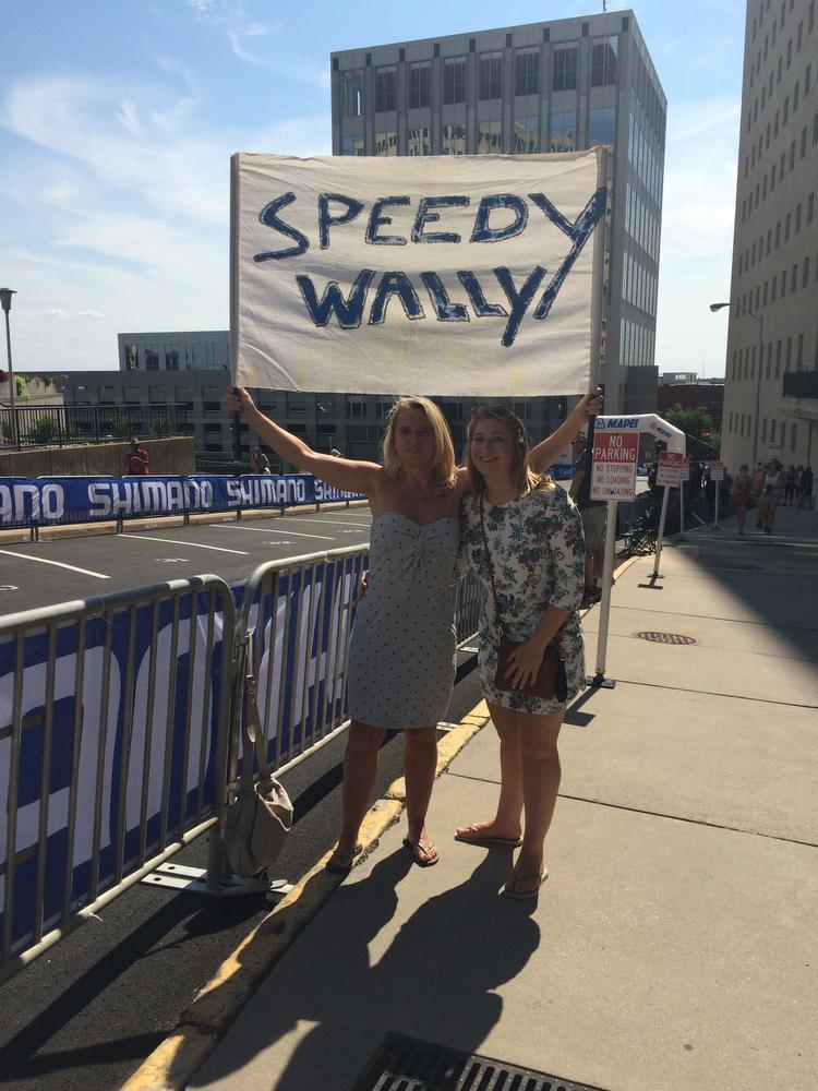 Margot Wybo en Karin Bakker verrassen Jelle Wallays op WK wielrennen in Richmond