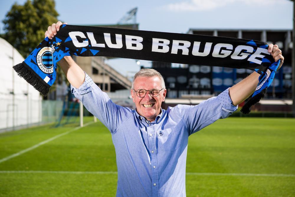 Leo Van der Elst, Rode Duivel voor het leven, wil ook nooit meer weg bij Club Brugge (m/v)