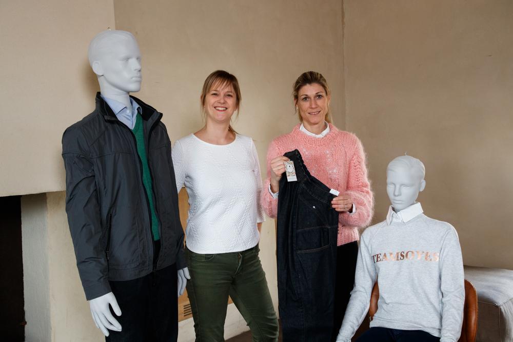 Sofie Ternest en Jessie Provoost maken zich sterk een brede markt aan te boren met hun merk.