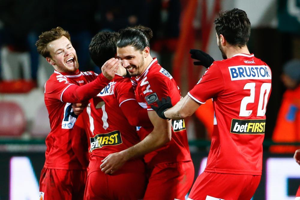 KV Kortrijk blijft steken op gelijkspel tegen KVC Westerlo