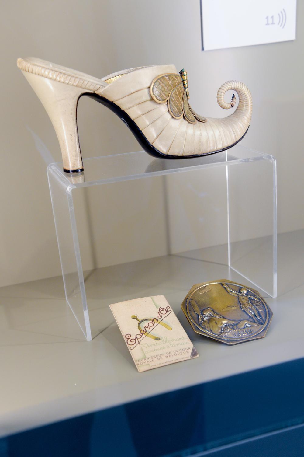 Mode in het museum