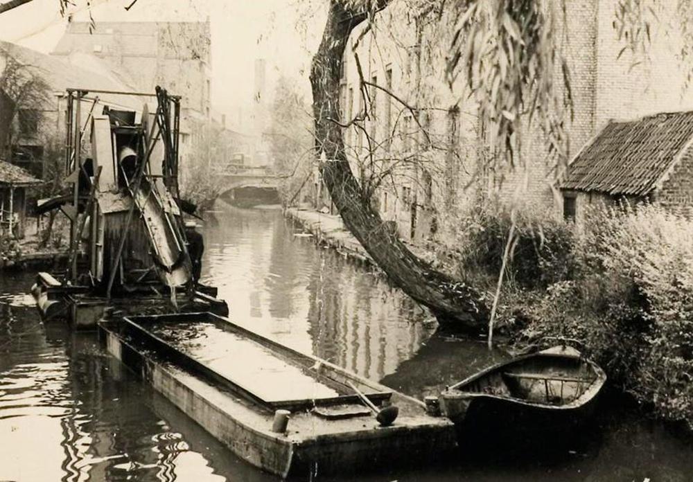 Een duik in de Brugse reien