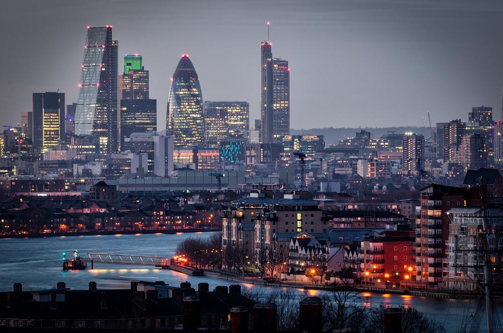 Londen blijft verrassen