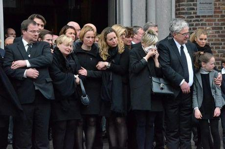 Pakkend afscheid van broers Verraes in Sint-Michielskerk in Kuurne