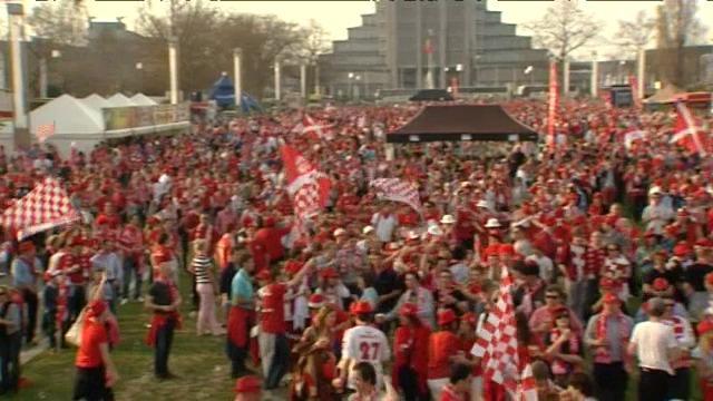 KV Kortrijk verliest bekerfinale