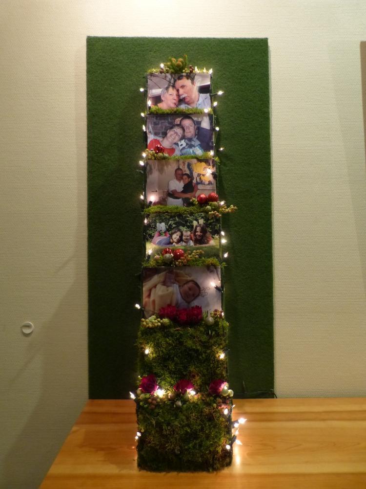 DE KETTING VAN DE KRAK (43): Doris Verlinde viert met een alternatieve kerstboom