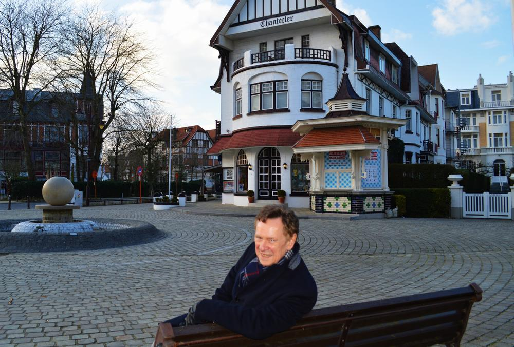 Koen Crucke ruilde Gent voor De Haan: