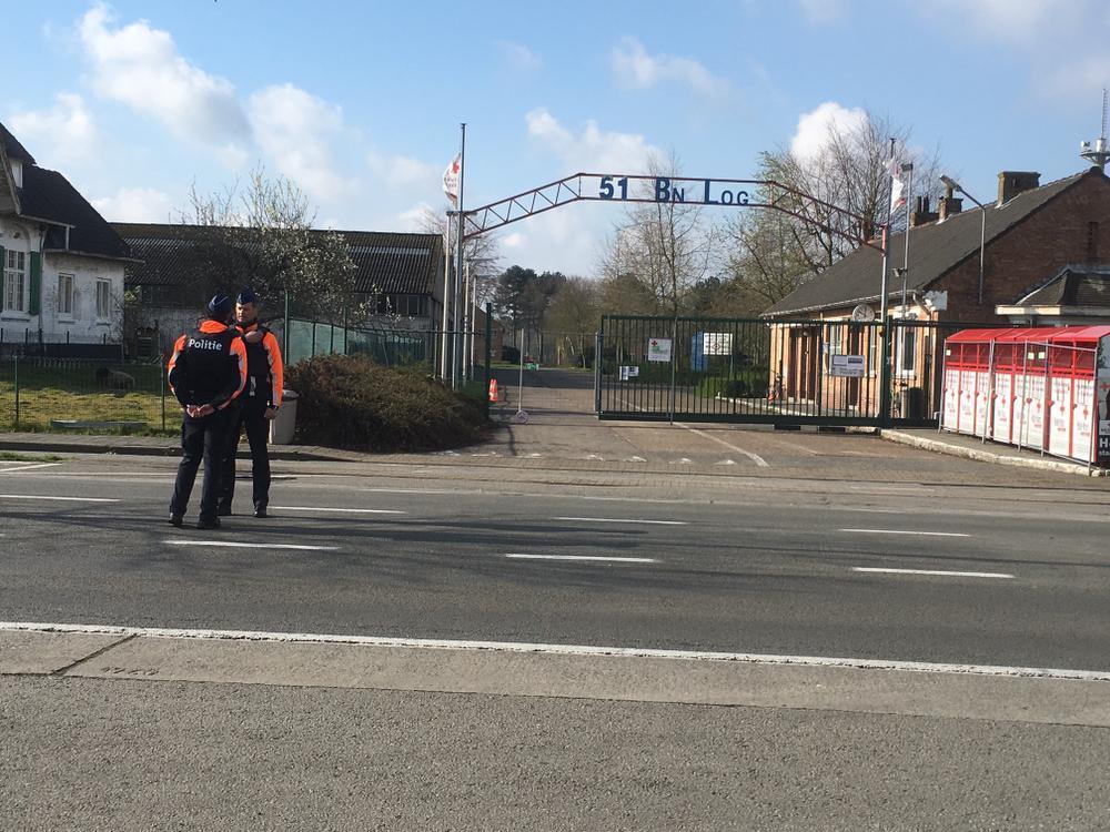 Noodopvangkamp in Sijsele ontruimd door bommelding, noodplan ondertussen opgeheven
