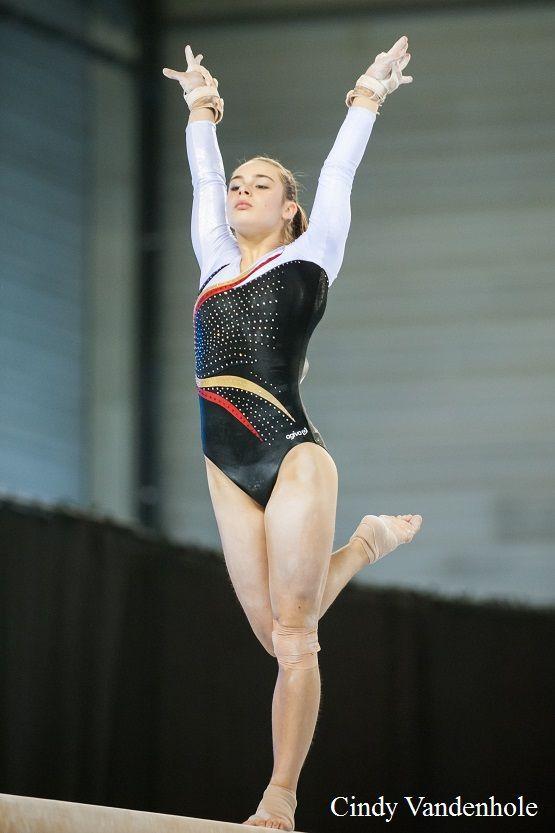 Team Belgym (met Cindy Vandenhole als reserve) selecteert zich in Rio voor Olympische Spelen