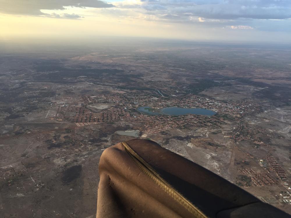 Uitgeweken Tieltenaar vliegt in tien uur 362 km met parapente: