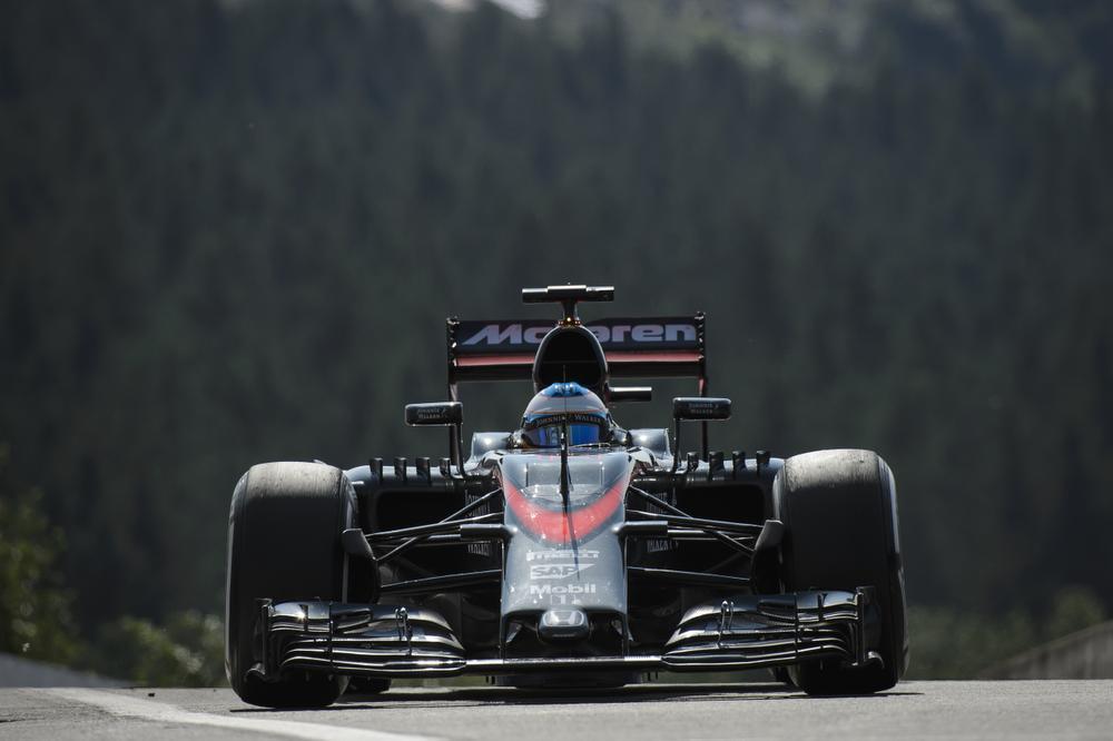 Hoe sterk komt Stoffels McLaren voor de dag?
