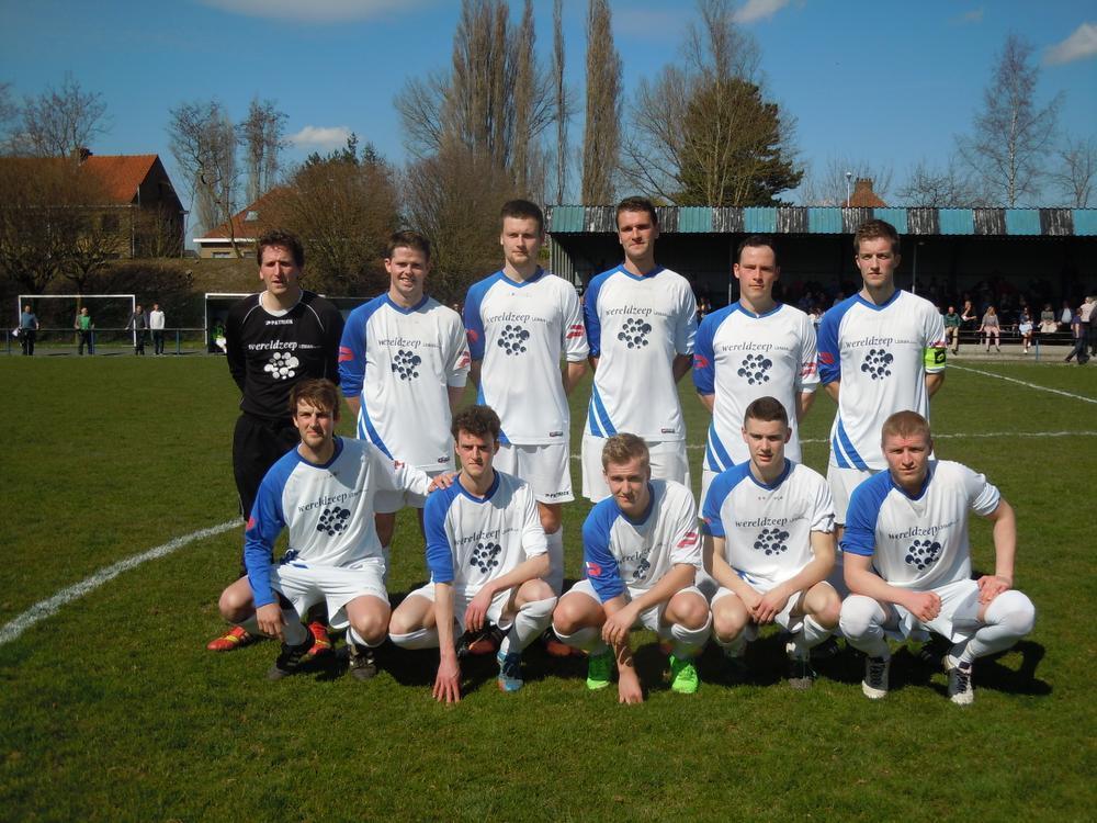 SK Beveren-Leie schiet titeldroom SV Kortrijk aan diggelen