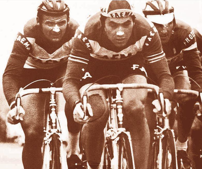Voormalig geletruidrager Tour de France Bernard Van De Kerckhove overleden