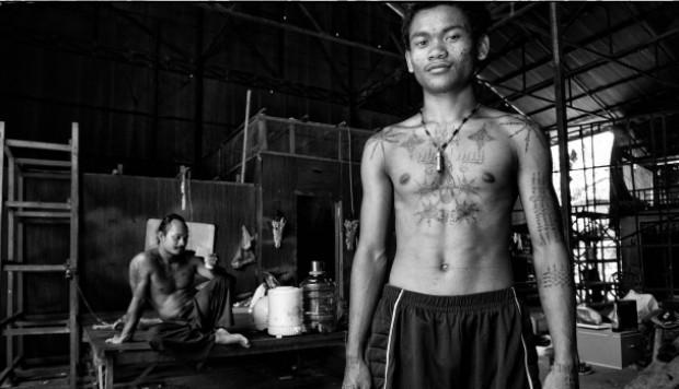 Tattoo-artiesten uit Roeselare trekken voor 'Beroepen zonder Grenzen' naar Cambodja