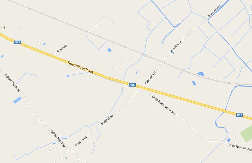 Buurt in Esen afgesloten voor verkeer wegens ontploffingsgevaar