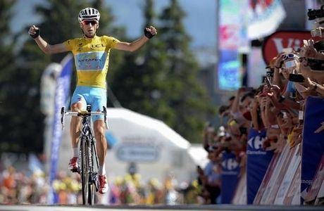 Le Tour de Jens (15) - vrijdag 18 juli: Saint-Etienne - Chamrousse,