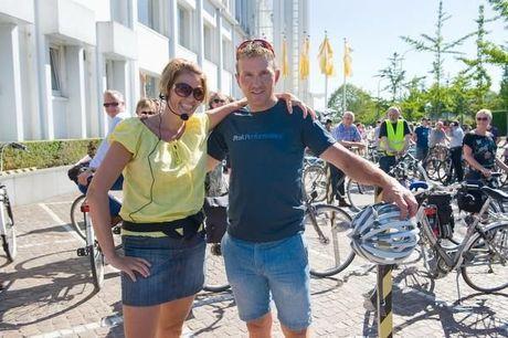 REPORTAGE Johan Museeuw fietst mee met Roularta