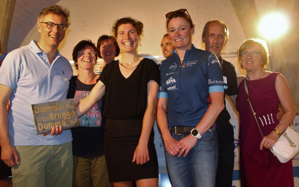 Massa lopers voor vierde editie Damme-Brugge-Damme