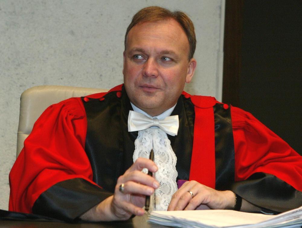 Openbaar aanklager Jean-Luc Cottyn.