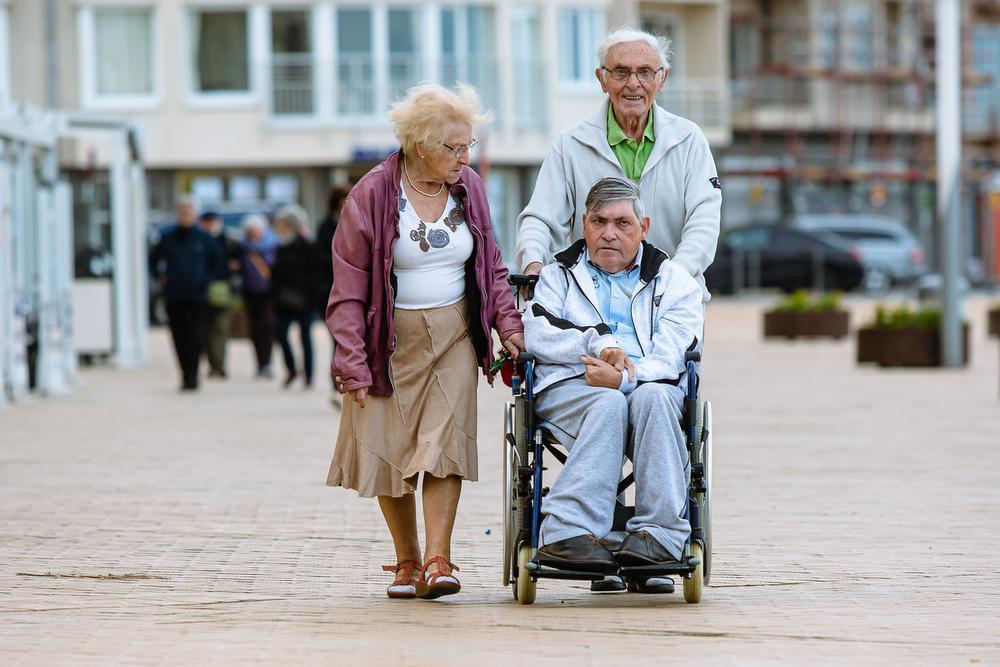 Willy en Margareta zorgen al 56 jaar voor hun zoon: