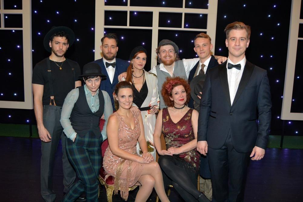 The Great Gatsby Immersive Belgium: 'Up Close And Personal' theaterbeleving