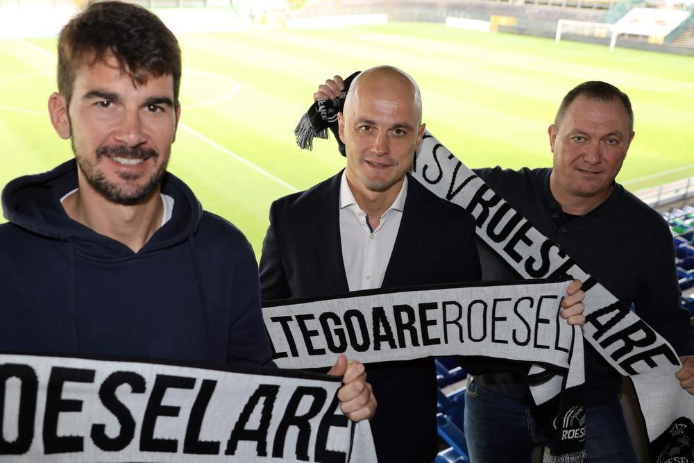 Alvaro en Correra: de Spaanse redders in nood van KSV Roeselare