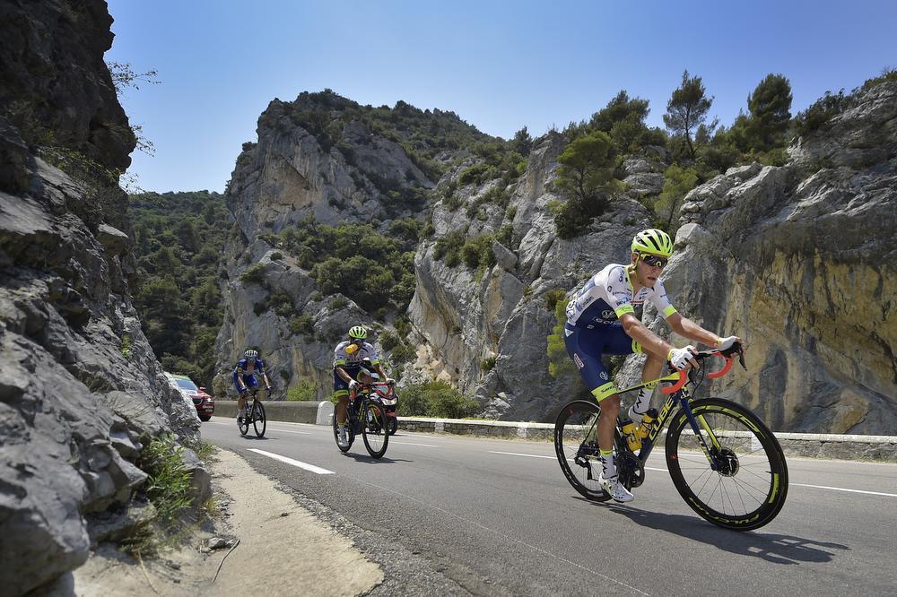 Xandro Meurisse blikt terug op Tour: