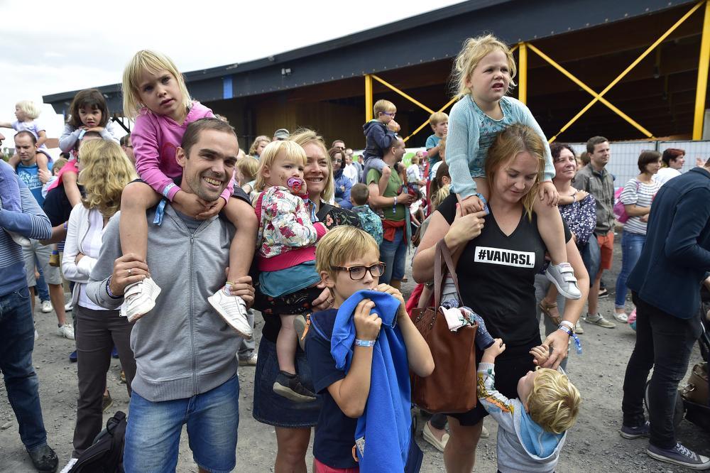 Kinderprogramma Trax Festival in Roeselare meteen succes met 1.500 bezoekers