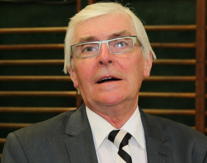 Bernard Bode, voorzitter van Iebac.